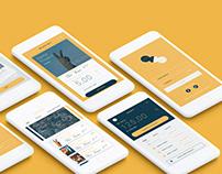 ONGCOIN - UI design master project