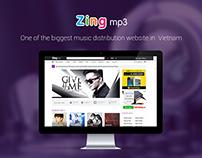 Zing Mp3 - Music Website