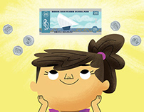 What Can I Do With My Dirhams? - illustrations