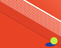 Tennis Diary Designs