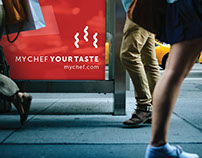 MYCHEF | Branding, Packaging