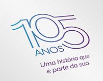 105 Anos |Hospital Pompéia
