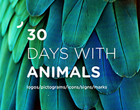 30 days with ANIMALS