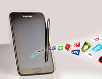Phone Ads - Samsung Galaxy Note