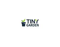 Tiny garden logo