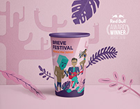 Red Bull Cup Design - Award Winner