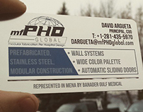 Medical Company Business Cards