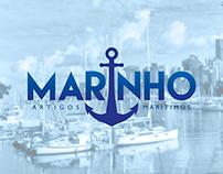 Identidade Visual - Marinho Artigos Marítimos