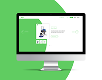 BHO – UI/UX concept