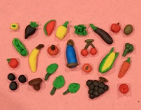Candy Veggies!