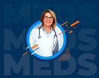 Clínica MEDS - Identidad Visual