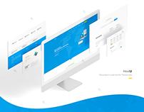 HostU - domain & hosting website