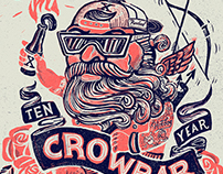 CROWBAR 10 YEAR ANNIVERSARY