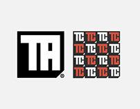 Tapia Construcciones. Diseño de logotipo.