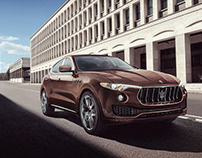 Maserati Levante - Personal revisiting 2.0