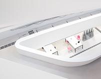 Spaceship (Zaha Hadid)