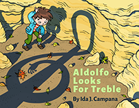 Aldolfo Looks For Treble by Ida J. Campana