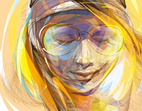 Doodle Portrait Illustrator