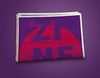 ZINEZŐ - design periodical