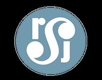 Initial Logo RJS
