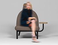 "Armchair ""Puli"""