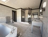 Rainsford Mann Design - London Residential Bathroom