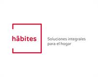 Diseño de marca Logotipo Naming - Diseño Web | Hábites