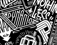 Badges #01 Dynamo™ 015-016