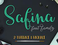 Safina Font Family