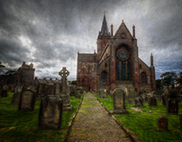 Orkney :: St Magnus Cathedral
