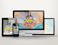 Bentinho Ilustrador (Site)