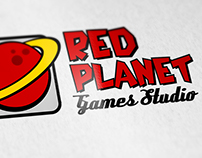 Logotipo Red Planet