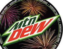 Mt. Dew Nightclub Refresh