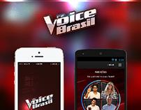 Infográfico The Voice Brasil
