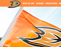 Anaheim Ducks Digideck