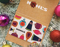 Kohl's Holiday Gift Card