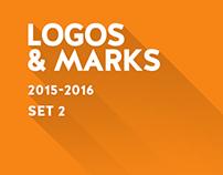 Logos & Marks 2015 - 2016 Set 2
