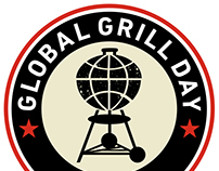 LOGO // Weber, Global grill day