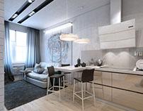 Apartment in Prague ( 35 sq.m.)