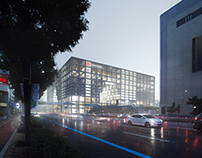 Shinsegae Gwangju by MVRDV