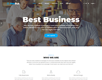HasBuz - Corporate Business Bootstrap4 Template