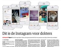 Instagram voor dokters | NRC