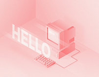 Hello | Illustration