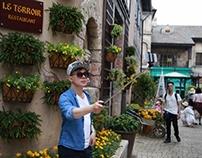 Địa điểm du lịch ngắm hoa-Bà Nà Hills vô cùng tuyệt vời