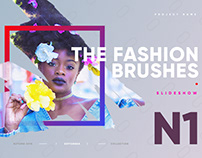 Fashion Brushes Slideshow