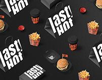 TastyHot Logo design & Brand identity
