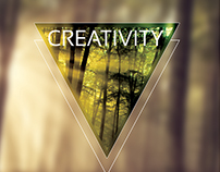 poster for creativity