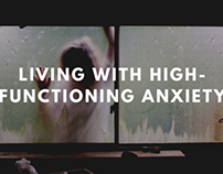 living with high-functioning anxiety