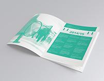 CMR Annual Report 2014/15