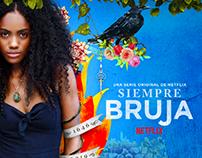 Netflix//Siempre Bruja- Social Content